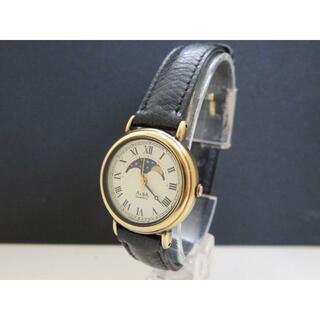 アルバ(ALBA)のALBA ムーンフェイズ 腕時計 ローマン ブレゲ針(腕時計)