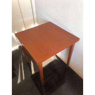 カリガリス(イタリア製)ダイニングテーブル・チェアー2脚セット(ダイニングテーブル)