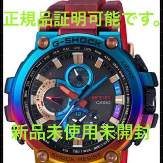 ジーショック(G-SHOCK)のG-SHOCK CASIO 腕時計 MT-G 火山雷 新品未使用(腕時計(デジタル))