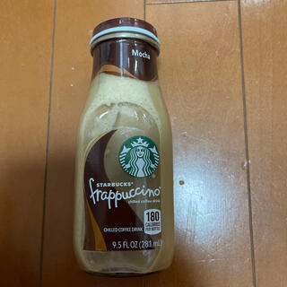 スターバックスコーヒー(Starbucks Coffee)のハワイで買ったビンに入ったスタバ(期限切れてます)(小物入れ)