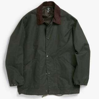 ネペンテス(NEPENTHES)のSouth2 West8 Waxed cotton coach jacket(ブルゾン)