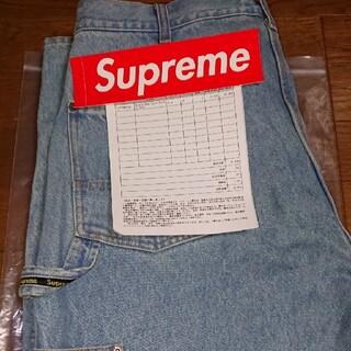 シュプリーム(Supreme)のSupreme Double Knee Denim Painter Pant(ペインターパンツ)
