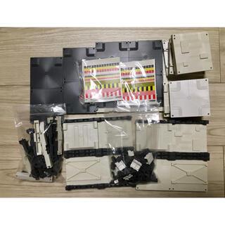 ウェーブ(WAVE)のジャンクプラモデル H-ハンガー 2セット(模型/プラモデル)