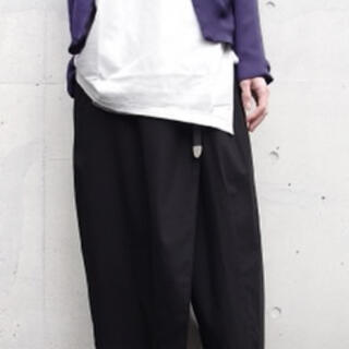 アンダーカバー(UNDERCOVER)のbed j.w. ford 17ss skirt pants(スラックス)