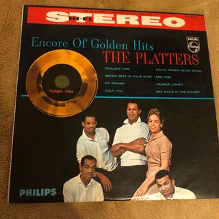 PHILIPS - Encore Of Golden Hits THE PLATTERS レコード