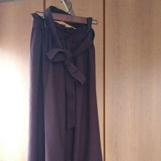 ロートレアモン(LAUTREAMONT)のロートレアモン スカート(40)全ゴムで楽ちんです(ロングスカート)
