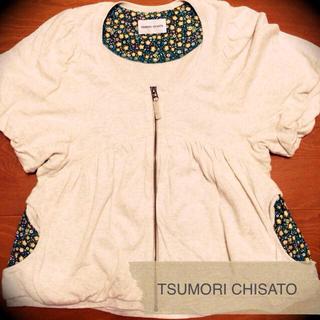ツモリチサト(TSUMORI CHISATO)のTSUMORI/バルーン半トレ(トレーナー/スウェット)