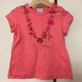 ハッカベビー(hakka baby)のトップス Tシャツ ハッカベビー  90(Tシャツ/カットソー)