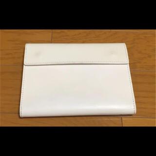 ワイズ(Y's)のy's ワイズ ヨウジヤマモト 財布 がま口 ホワイト(財布)