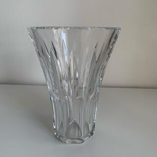 Baccarat - 美品 Baccarat バカラ クリスタル フラワーベース 花瓶