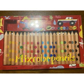 コクヨ(コクヨ)のコクヨ ミックスカラー色鉛筆(色鉛筆)
