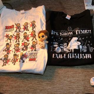 エグザイル トライブ(EXILE TRIBE)のEXILE Tシャツセット(Tシャツ(半袖/袖なし))