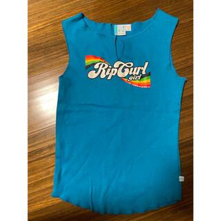 ロキシー(Roxy)の【新品】リップカール タンクトップ(Tシャツ/カットソー(半袖/袖なし))