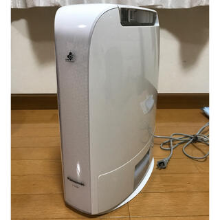 パナソニック(Panasonic)のPanasonic デシカント式衣類乾燥除湿機 F-YZL60(加湿器/除湿機)