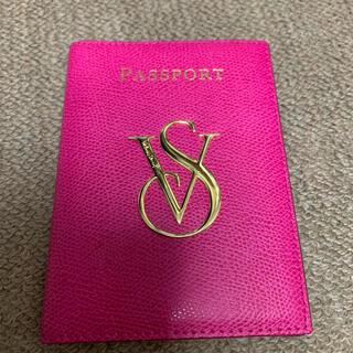 ヴィクトリアズシークレット(Victoria's Secret)のヴィクトリアシークレット パスポートケース(旅行用品)