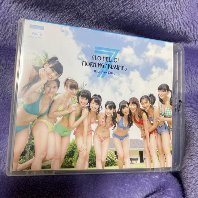 モーニング娘。(モーニングムスメ)のアロハロ!7 モーニング娘。Blu-ray ブルーレイ 水着  エンタメ/ホビーのDVD/ブルーレイ(ミュージック)の商品写真