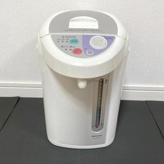 パナソニック(Panasonic)のナショナル沸とう浄水ジャーポット National コード付 3L 給湯ポット (電気ポット)