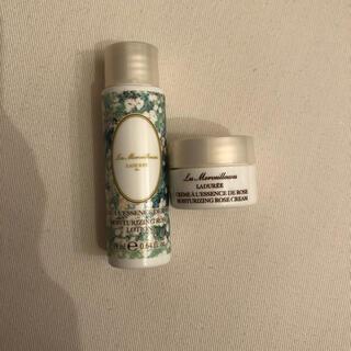 ラデュレ(LADUREE)のラデュレ 化粧水 エッセンスクリーム セット(化粧水/ローション)