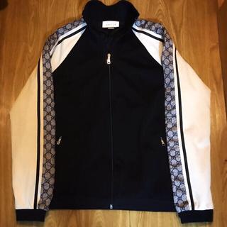 Gucci - GUCCI オーバーサイズ テクニカル ジャージー ジャケット グッチ