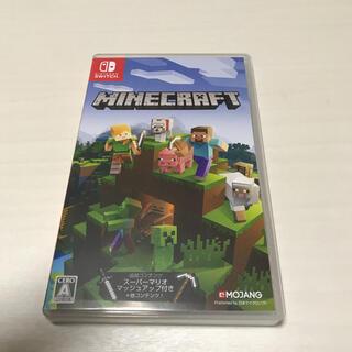 ニンテンドースイッチ(Nintendo Switch)のMinecraft Switch(家庭用ゲームソフト)