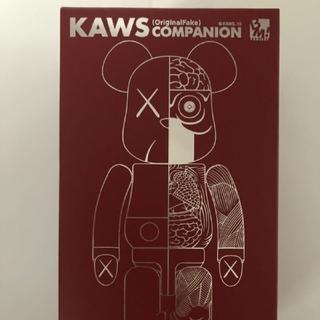 メディコムトイ(MEDICOM TOY)のBE@RBRICK ベアブリック KAWS超合金 人体模型 激レア品! (キャラクターグッズ)