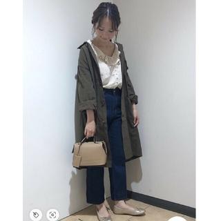 フラワー(flower)のflower  remake czech workcoat(ミリタリージャケット)