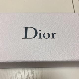 クリスチャンディオール(Christian Dior)のプレゼントボックス(メイクボックス)