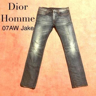 ディオールオム(DIOR HOMME)のディオールオム 07AW Jake 32(デニム/ジーンズ)