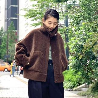 スタニングルアー(STUNNING LURE)のスタニングルアー♡エコムートンブラウン0(ムートンコート)