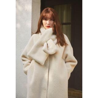 snidel - herlipto Faux Fur Reversible Coat