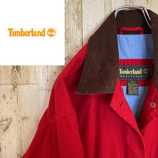 ティンバーランド(Timberland)のティンバーランド ステンカラーコート ハンティングジャケット(ステンカラーコート)