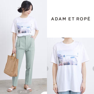 Adam et Rope' - フォトTEE