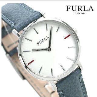 フルラ(Furla)の箱付き新品★【FRULA】定価16,500円 腕時計 GIADA ダークブルー(ショルダーバッグ)