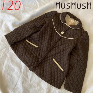 ハッシュアッシュ(HusHush)のHusHush  キルティングジャケット 120(ジャケット/上着)