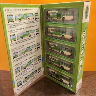ザ バスコレクション 都営バス 日野ブルーリボンHU/HTセット トミーテック(鉄道模型)