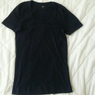 バーニーズニューヨーク(BARNEYS NEW YORK)のしな様専用★スリードッツ 黒 Tシャツ(Tシャツ(半袖/袖なし))