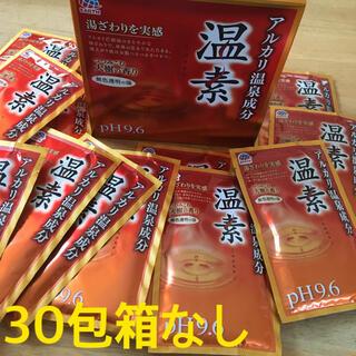 アースセイヤク(アース製薬)のアース製薬 温素 大樹の香り 30包(入浴剤/バスソルト)