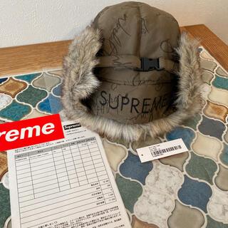 シュプリーム(Supreme)の新品未使用 シュプリーム トルーパー supreme 帽子(その他)