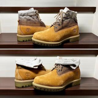 ティンバーランド(Timberland)の新品 正規 Timberland ROLL TOP ブーツ 定価23100円(ブーツ)