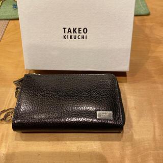 タケオキクチ(TAKEO KIKUCHI)のキクチタケオ 2020年 新品キーケース(キーケース)