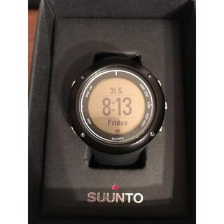 スント(SUUNTO)のSUUNTO AMBIT2 BLACK HR LIMITED EDITION(腕時計(デジタル))