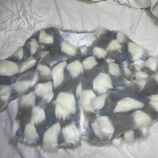 セシルマクビー(CECIL McBEE)のセシルマクビー ファーコート(毛皮/ファーコート)
