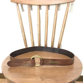 ラルフローレン(Ralph Lauren)のRalph Lauren leather belt(ベルト)