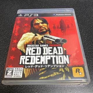 プレイステーション3(PlayStation3)のレッド・デッド・リデンプション PS3 中古送料込(家庭用ゲームソフト)