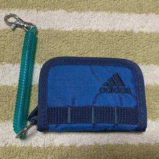 アディダス(adidas)のadidas ミニ財布 男の子(財布)