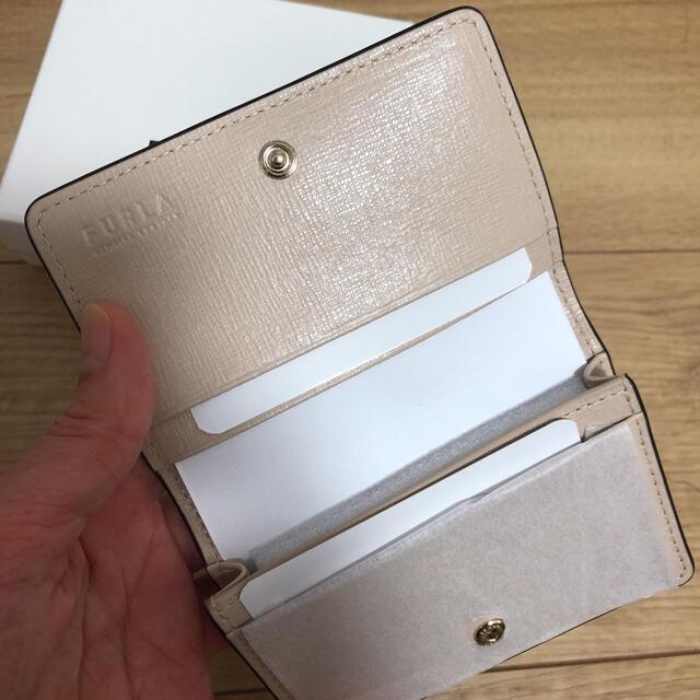 Furla(フルラ)の明日まで値下げ中!FURLA*カードケース*新品未使用 レディースのファッション小物(名刺入れ/定期入れ)の商品写真