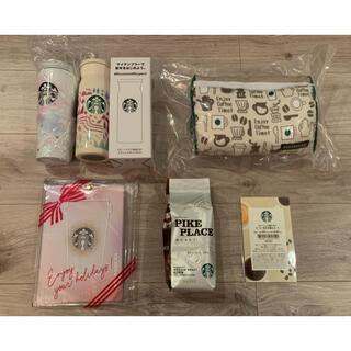 スターバックスコーヒー(Starbucks Coffee)のスタバ 福袋2021 抜き取り有り(コーヒー)