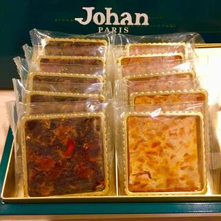 ミツコシ(三越)のジョアン  スペシャルフルーツケーキ 10個(菓子/デザート)