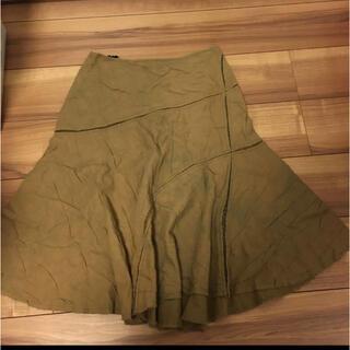 コムデギャルソン(COMME des GARCONS)の膝丈スカート スカート コムデギャルソン(ひざ丈スカート)