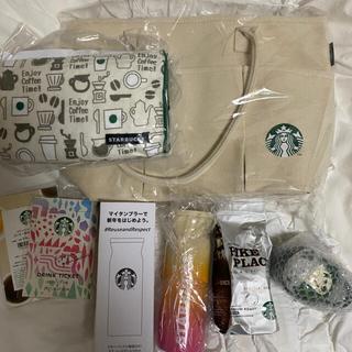 スターバックスコーヒー(Starbucks Coffee)のスターバックス 福袋 2021年 抜き取りなし(その他)